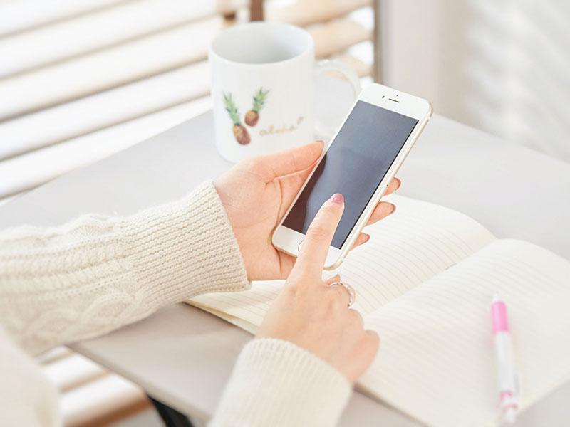 指紋認証が消えてしまったiPhoneX