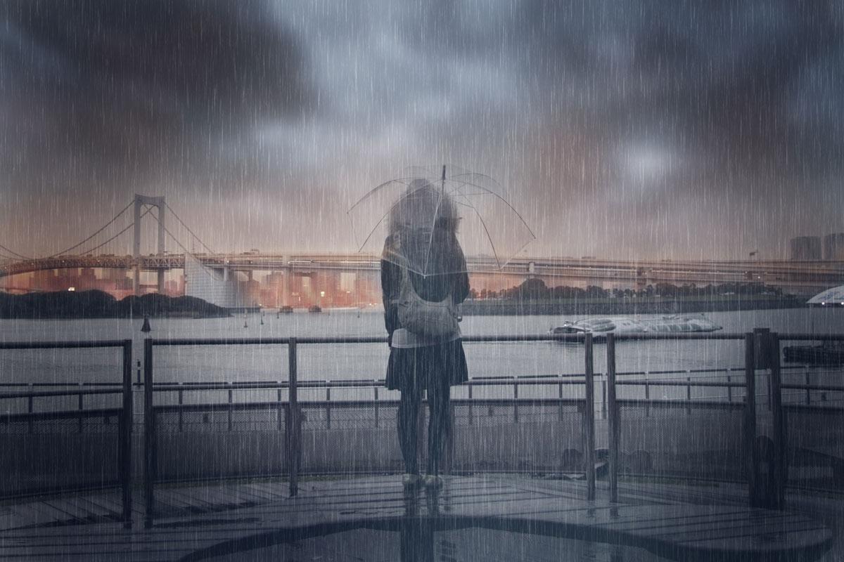 雨の日にはなぜネットの速度が遅くなる?