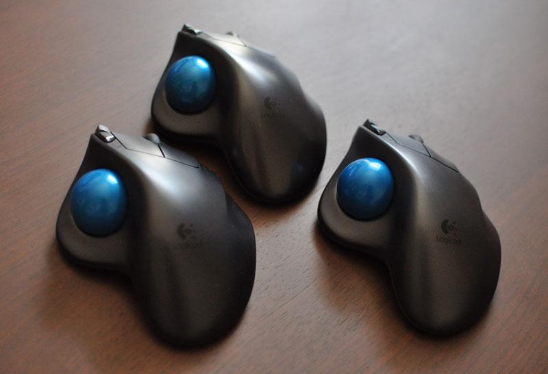 初代から3台も買ってしまったLogicool_M570