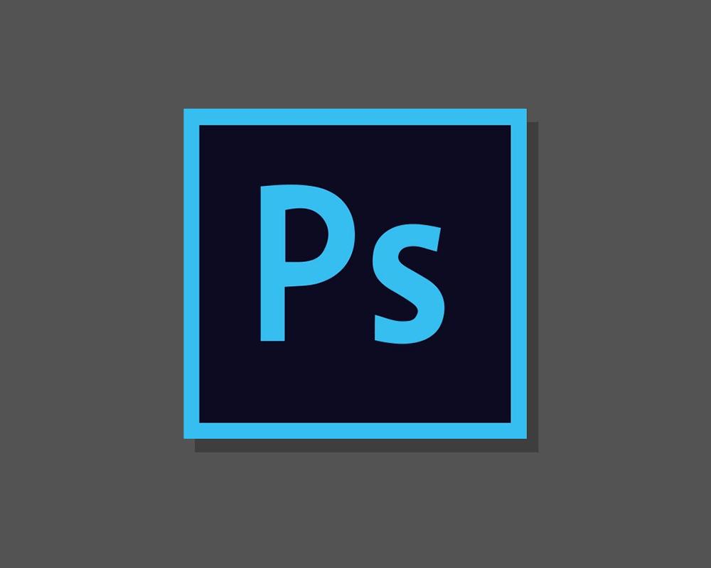 Photoshopアイコン(グレーバック)