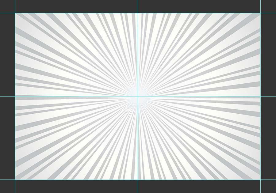 Photoshop縦横中央ガイドアイキャッチ